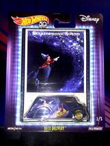 Deco Delivery Van Disney Fantasia 50th Anniversary Hot Wheels Real Riders  - $12.33