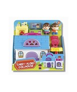 Keenway Carry Along Doll House Play Set - $19.99