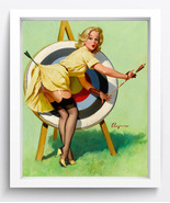 Bikini Beauty Art oil painting printed on canvas home decor - $14.99