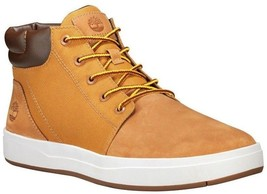Men's Timberland DAVIS SQUARE MIXED-MEDIA CHUKKA, TB0A1MHZ 231 Multi Siz... - $99.95