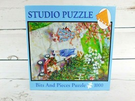 NEW Bits and Pieces Studio Puzzle Kristen Marco Next Day Art 1000 Pieces - $16.10