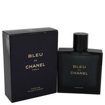 Bleu De Chanel by Chanel Parfum Spray (New 2018) 3.4 oz for Men - $245.70