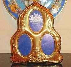 VITOPARDO ARGENTI ITALIAN 925 STERLING SILVER OVAL 3-PICTURE FRAME - $100.00