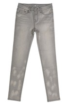 7 For All Mankind® 'The Skinny' Slim Fit Jeans, Distressed Spring Gray, 6X - $37.61