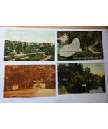 WA20 Lot of 10 Wright Park Tacoma WA  Posted 1908-1921 VG-EX - $5.55
