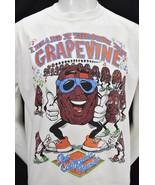 True Vintage California Raisins I Heard It Through The Grapevine Tee Shirt - $54.40