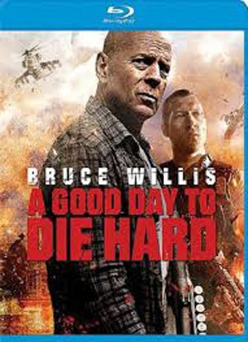 A Good Day to Die Hard [Blu-ray + DVD]