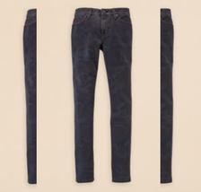 Ralph Lauren Boys' Printed Skater Fit Jeans,Macomb Wash, Size 18, MSRP $65 - $29.69