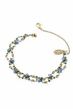 Michal Negrin Messing Armband Swarovski-Kristalle # 100171880005 - $104.07