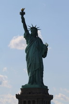 Statue Of Liberty 13 x 19 Unmatted Photograph  - $35.00