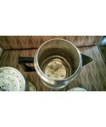 Comet Aluminum Coffee Pot Complete - $12.00