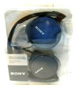 Sony Stereo Headphones (Black)MDR-ZX110 New! - $19.33