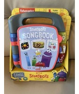 Fisher-Price Storybots Songbook Musical Light Up Teaching Interactive To... - $39.00