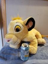 "Large Disney Lion King Simba Stuffed Plush Animal 26"" by Just Play FS - $39.59"
