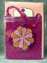 New•Hallmark•Signature Collection•Mother's Day•Card•Gift Bag Motif•Handmade•Rare - $9.99