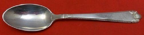 """George II Plain By Birks Sterling Silver Teaspoon 6 1/8"""" - $69.00"""