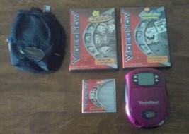Videonow 3 Videos And Case 2 Spongebobs, 1 Old Parents 6+ - $22.49