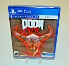 Doom Vfr (Sony Play Station 4, 2017) Brand New Sealed PS4 - $23.50