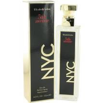 5th Avenue Nyc Perfume  By Elizabeth Arden for Women 4.2 oz Eau De Parfu... - $27.50