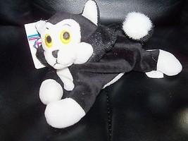 "Disney Store Bean Bag - FIGARO 8"" from Pinocchio NWT - $19.20"