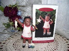 HALLMARK ORNAMENT ALL GOD'S CHILDREN CHRISTY 1996 MIB - $16.82