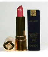 New Estee Lauder Signature Hydra Lustre Lipstick 19 Orchid Light - $49.49
