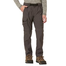 NEW BOYS YOUTH UNIONBAY CONVERTIBLE Cargo Pants - Converts to Shorts