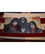 KISS - Faces magazine 2 sided poster Eric and Bruce - $20.00