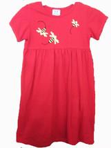 Kelly's Kids Honeybee short sleeve dress SIZE MEDIUM - $9.85
