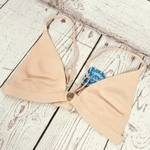 Free People Intimately Bra Oh Scuba Small Bralette Antique Shell Convert... - $24.72