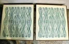 1957 Pair Vintage Drexel Side End Tables ( Kipp Stewart or John Van Koert) - $400.00