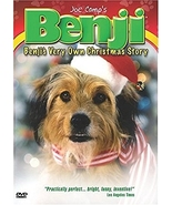 Benji - Benji's Very Own Christmas Story! DVD, Nominated for Emmy! - $5.99