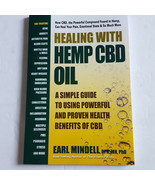 Healing with Hemp CBD Oil A Simple Guide to Using the Powerful Benefits ... - $13.45