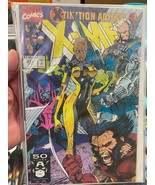 UNCANNY X-MEN#272 1991 JIM LEE ART -MARVEL COMICS - Great condition - $8.86