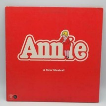 Vintage Annie A New Musical Recording LP Vinyl Record NM - $9.89