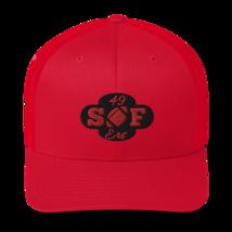 San Francisco Hat / 49ers Hat / Trucker Cap. image 1