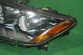 07-09 Mazda CX-7 CX7 Halogen Headlight Driver Left Side LH - POLISHED image 2