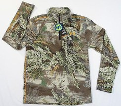 Under Armour Advantage Max-1 Camo Wind Stopper Hunting Shirt Men's $260 - $194.99