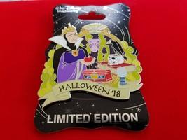Disney WDI Pin Halloween 2018 Snow White Villain Evil Queen LE 250 - $79.99