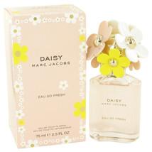 Marc Jacobs Daisy Eau So Fresh Perfume 2.5 Oz Eau De Toilette Spray image 5