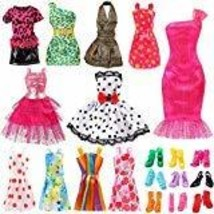 Bigib Set for 11 Ba-Girl Fashion Dolls Clothes Accessories - $11.85