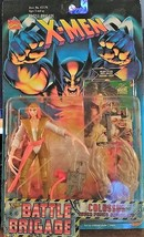 "X-Men 5"" Lady Deathstrike Error Packaged As COLOSSUS 1996 Toy Biz Marvel cns  - $19.21"