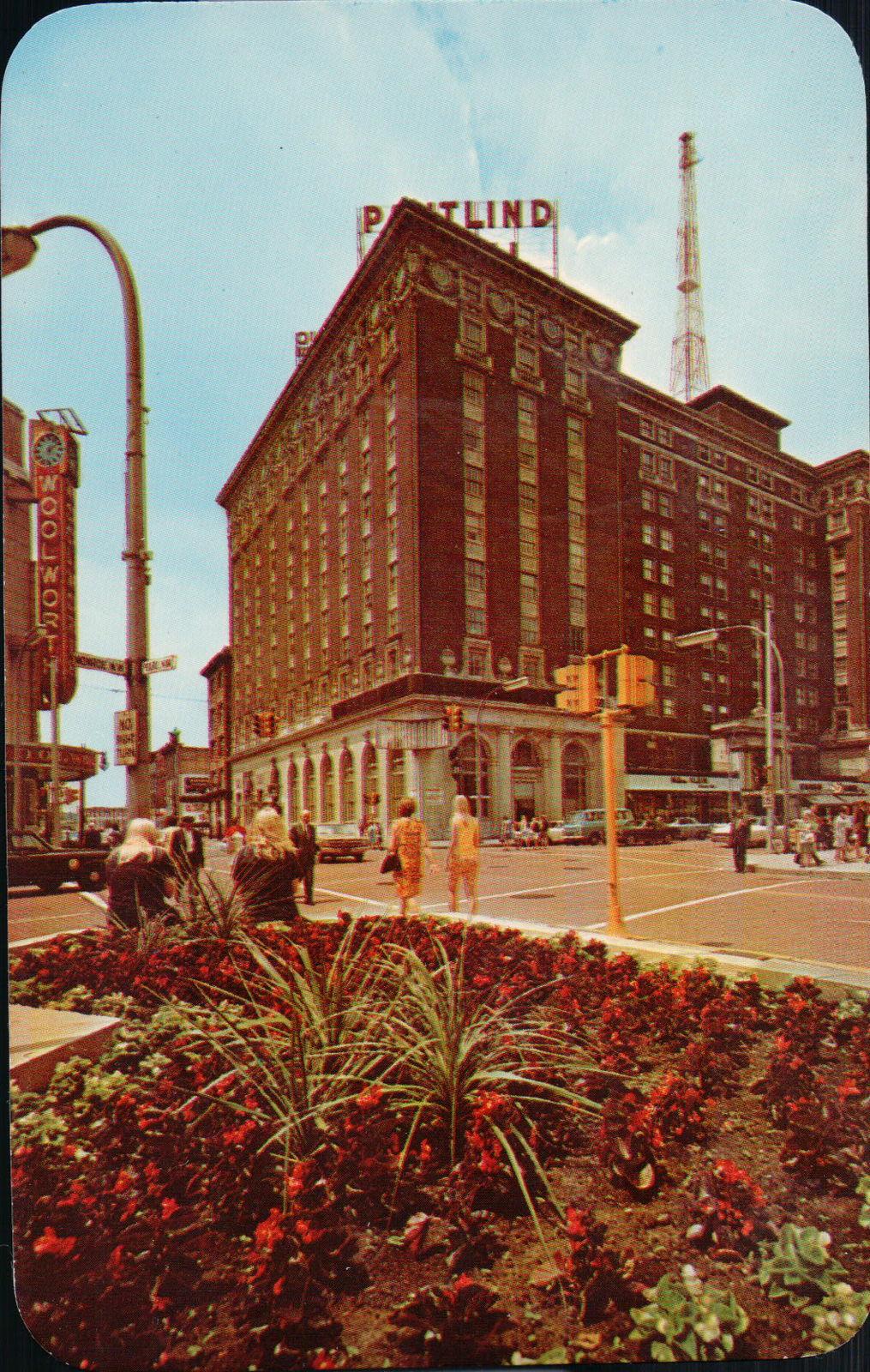 pantlind hotel grand rapids michigan buildings architecture. Black Bedroom Furniture Sets. Home Design Ideas