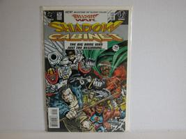 Shadow Cabinet #1 - Dwayne Mcduffie - Free Shipping! - $7.70