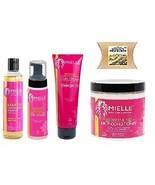Mielle Babassu Oil Combo Set 4pcsCOMBO-SH&MOUSSE&CREAM&DEEP-COND - $73.11