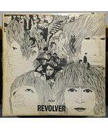 The Beatles Revolver vinyl record - $149.56