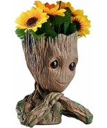 """FUN! Guardians of the Galaxy Groot 6"""" tall Pot for Succulents & other Pl... - $19.95"""