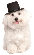 Rubies Costume Company Top Hat for Your Pet Small / Medium - $13.42
