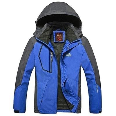 fashion:Autumn Men Outdoor Waterproof Jacket Camping Hiking Jackets Hunting Clim