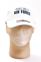Nike Collegiate White Just Do It Air Force Adjustable Hat Cap Men's NWT - $20.78